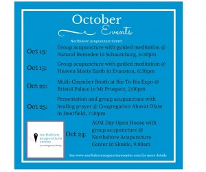October Events 2015