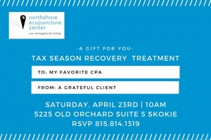 CPA gift certificate