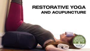 restorative yoga with acupuncture  june 2017  northshore