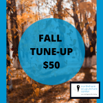 Fall Tune-Up Special – $50